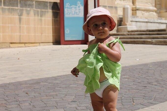 外国人の子供