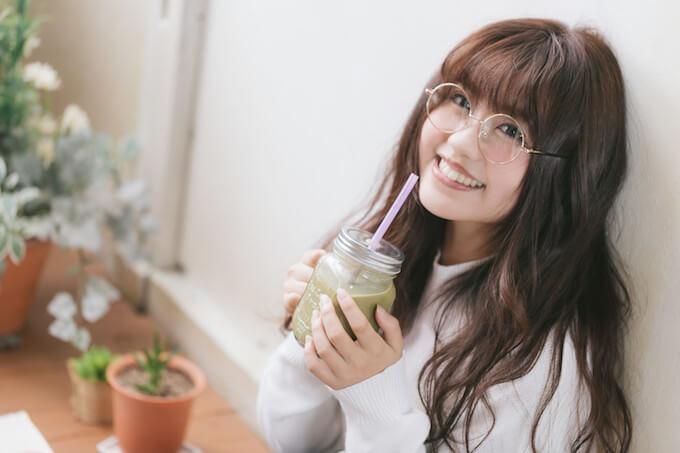 かわいい女の子