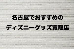 名古屋ディズニーグッズ