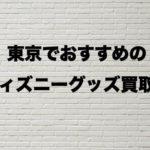 東京ディズニーグッズ