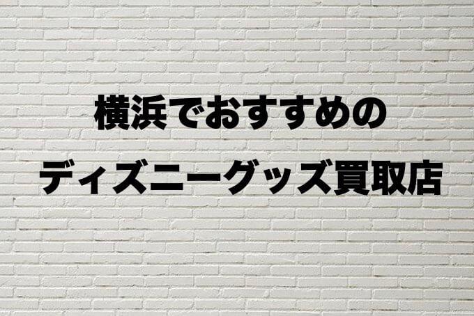 横浜ディズニーグッズ