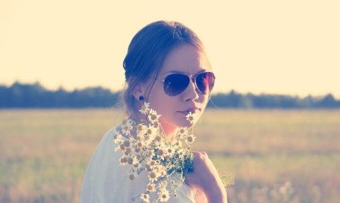かわいい女性